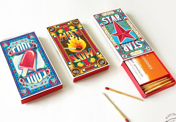 Diy Matchbox Business Card Holder - Cool-STATIONERY-PropShop24.com