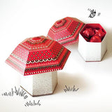 Diy Mushroom: Set Of 1-STATIONERY-PropShop24.com