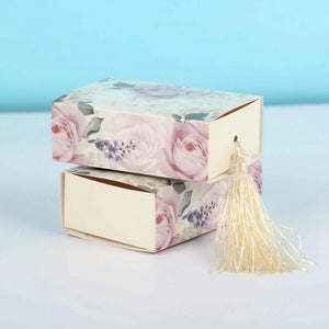 Diy - Vintage Floral Box-DESK ACCESSORIES-PropShop24.com