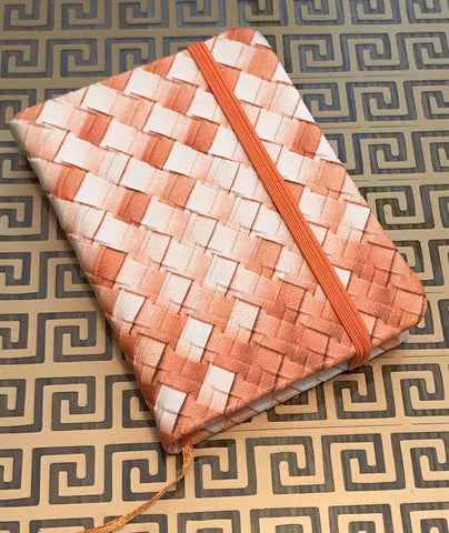 notebook - Tangerine-Stationery-PropShop24.com
