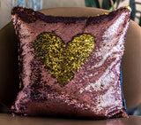 Colour Changing Cushion Cover - Pink Gold-Home-PropShop24.com
