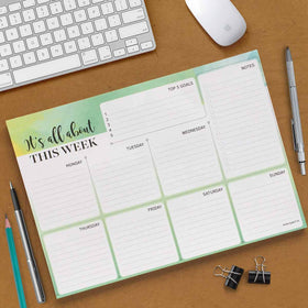 Weekly Planner - This Week - 50 sheets-STATIONERY-PropShop24.com