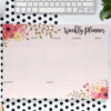Weekly Planner - Floral - 50 Sheets-NOTEBOOKS + JOURNALS-PropShop24.com