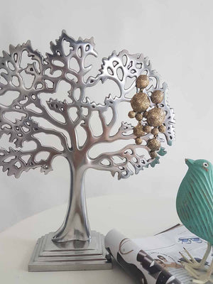 Silver Tree Home Accent-HOME ACCESSORIES-PropShop24.com