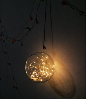 Hanging Glass Lamp-HOME ACCESSORIES-PropShop24.com