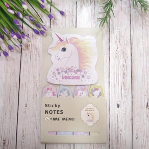 Stick On Notes - Unicorn-NOTEBOOKS + JOURNALS-PropShop24.com