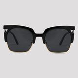 Delaware - Black - Far Left Sunglasses-FASHION-PropShop24.com
