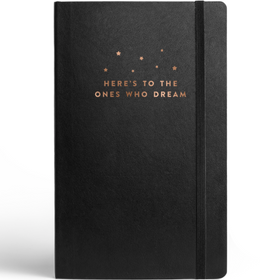 Dream Journal With Elastic Band-Stationery-PropShop24.com