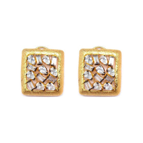 Earrings - Azora Square-JEWELLERY-PropShop24.com