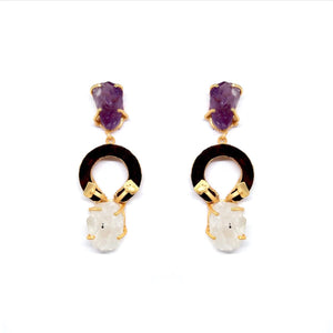 Earrings - Oleander-EARRINGS-PropShop24.com