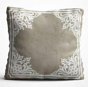 Cushion Cover - Beige-HOME ACCESSORIES-PropShop24.com