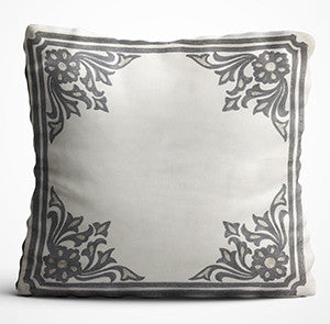 Cushion Cover - Ivory-HOME ACCESSORIES-PropShop24.com