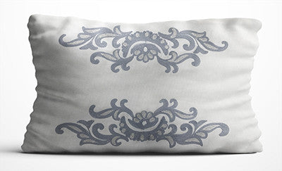 Cushion Cover - Ivory & Grey-Home-PropShop24.com