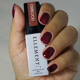 Gel Nail Paint - Oxblood-BEAUTY-PropShop24.com