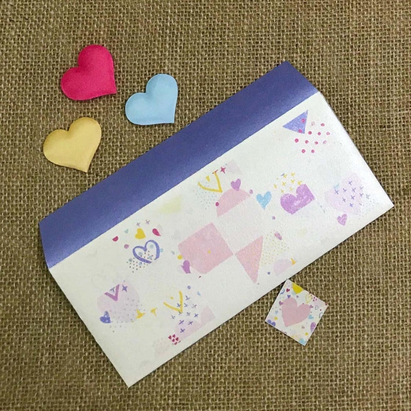 Envelope - Hearts-GIFTING ACCESSORIES-PropShop24.com
