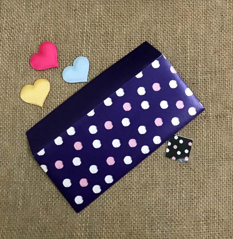 Envelope - Polka Dots-GIFTING ACCESSORIES-PropShop24.com