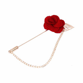 Elilan Rose Lapel Pin-MENS-PropShop24.com