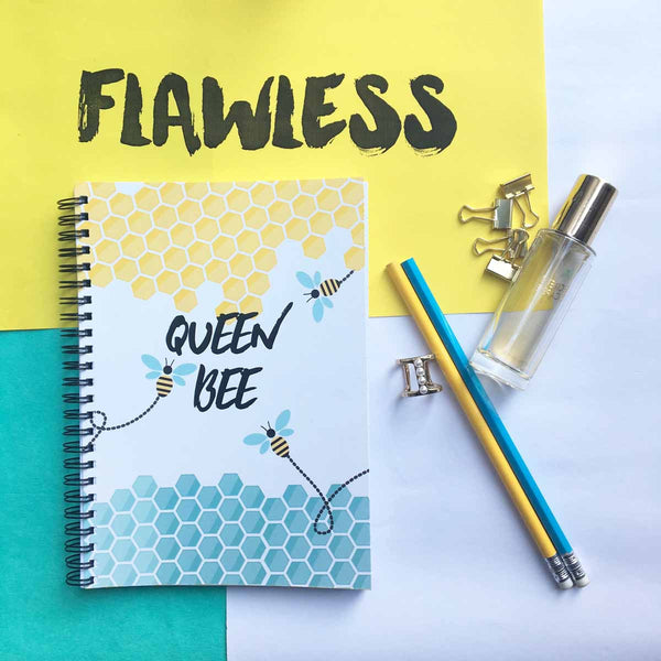 Notebook - Queen Bee-Stationery-PropShop24.com