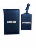 Offline - Luggage Tag , Passport Cover-Fashion-PropShop24.com