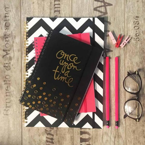 Notebook - Once upon a time (A5)-Stationery-PropShop24.com