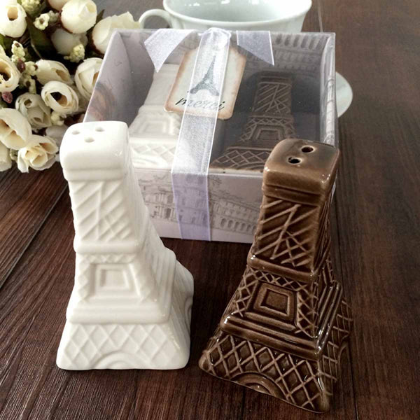 Salt & Pepper Shakers - Eiffel-HOME-PropShop24.com