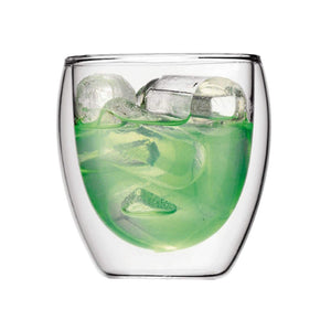 Double Wall Glass - Round - 250ml - Set Of 4-DINING + KITCHEN-PropShop24.com