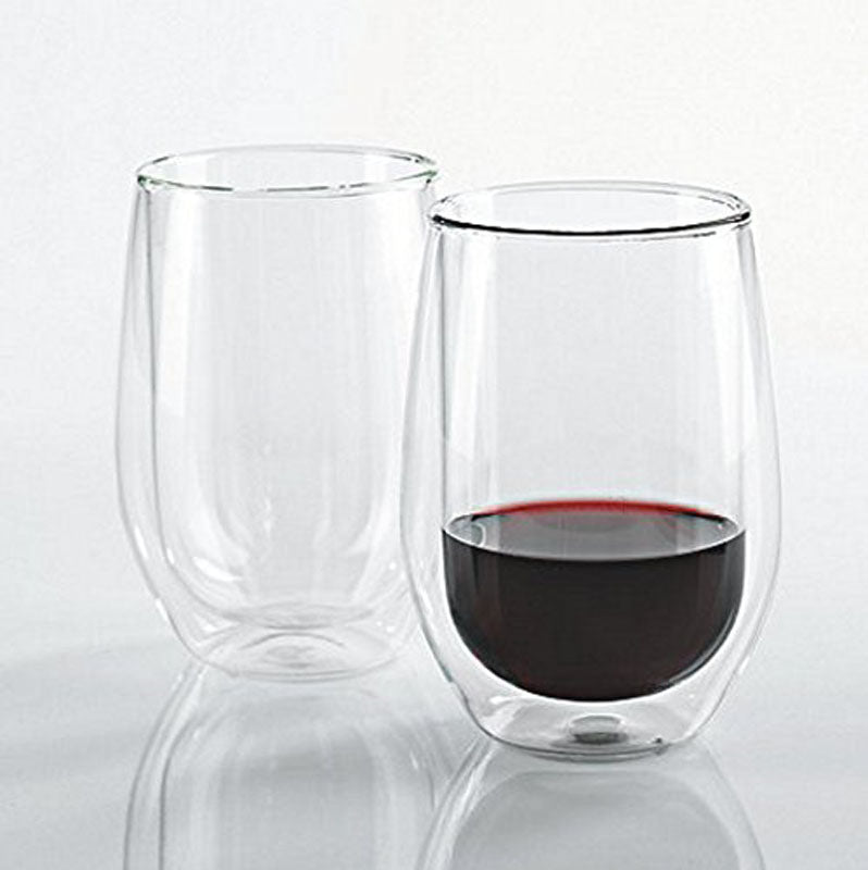 Double Wall Glass - Elite - 200ml - Set Of 4-DINING + KITCHEN-PropShop24.com