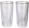 Double Wall Party Glasses - 350ml - Set Of 2-DINING + KITCHEN-PropShop24.com