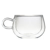 Double Wall Round Mugs - 200ml - Set Of 4-DINING + KITCHEN-PropShop24.com