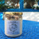 Blueberry Scented Natural Wax Candle
