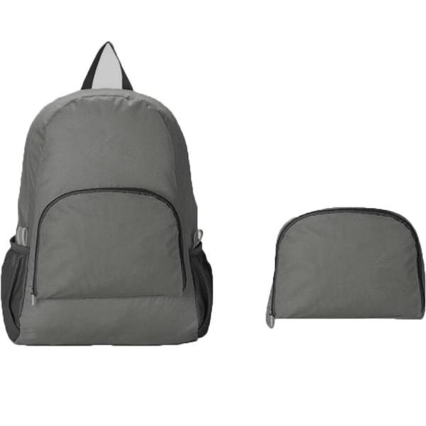 Foldable Backpack - Grey-Fashion-PropShop24.com