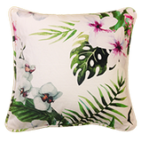 Cushion Cover - floral - light pink-Home-PropShop24.com