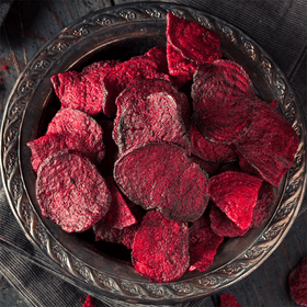 Beetroot Chips - Barbeque - 35 GM-FOOD-PropShop24.com