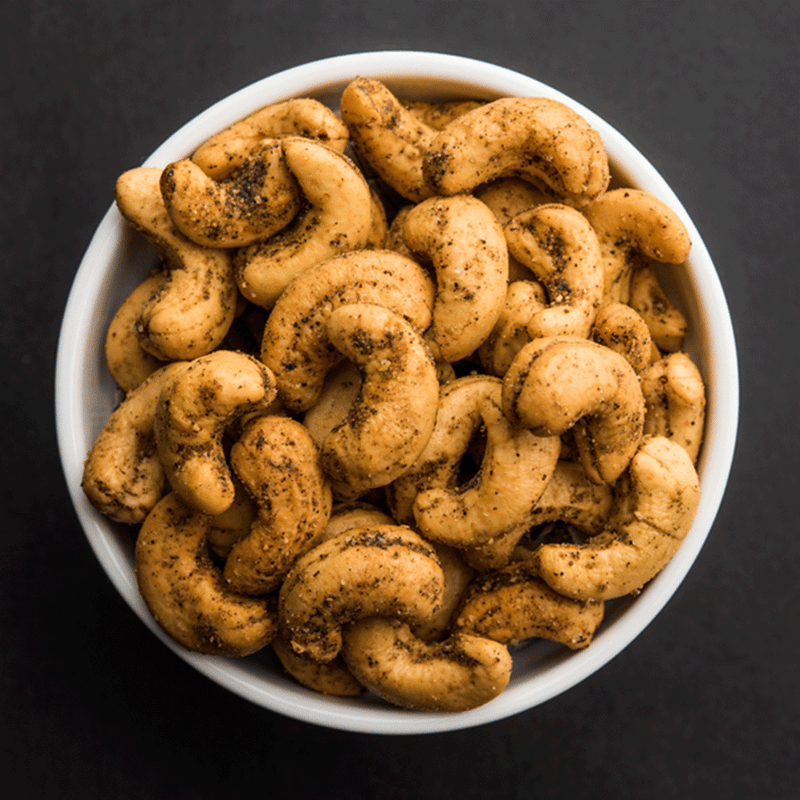 Pepper Cashews-SNACK + HEALTHY TREATS-PropShop24.com