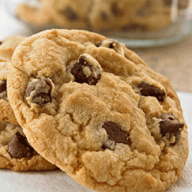 Cookies - Whole-Wheat ChocoChip.Quantity -100g.100% Vegetarian-FOOD-PropShop24.com