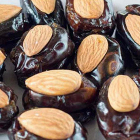 Dates with Almonds - 200gm-FOOD-PropShop24.com