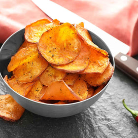 Salsa Sweet Potato Chips-FOOD-PropShop24.com