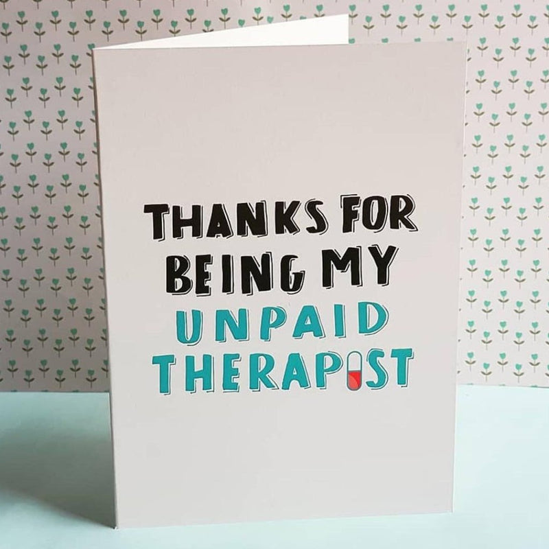 Therapist- Card-GREETING CARDS-PropShop24.com
