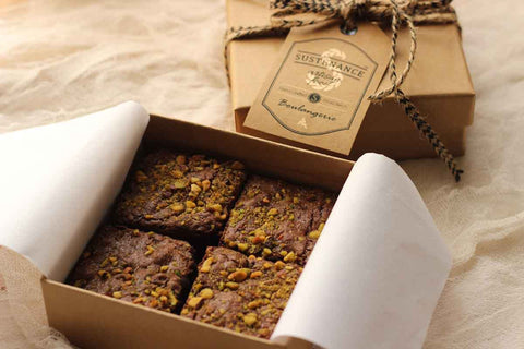 brownie box - box of 8-Food-PropShop24.com