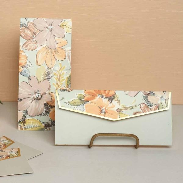 Money Envelopes - Floral-STATIONERY-PropShop24.com