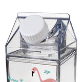 Portable Water Bottle - Flamingo - Assorted - 500ml-HOME-PropShop24.com