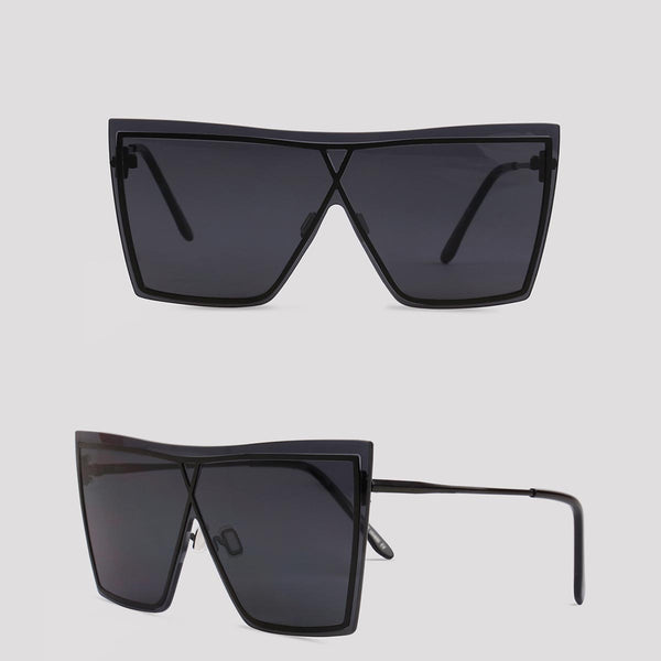 Vegas - Black - Far Left Sunglasses-FASHION-PropShop24.com