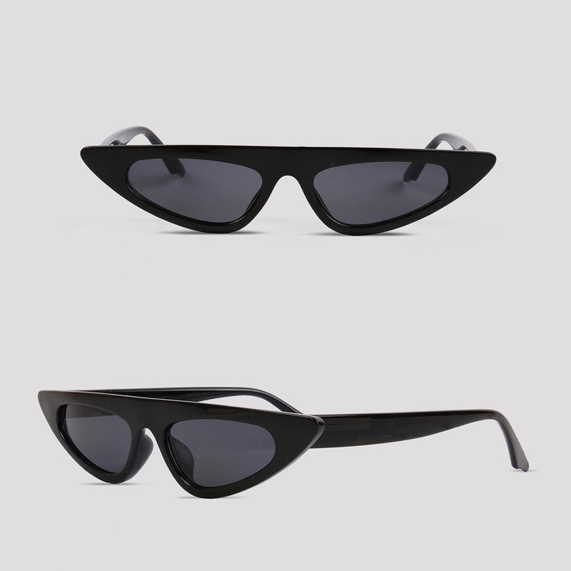 Morocco - Black - Far Left Sunglasses-WOMEN-PropShop24.com