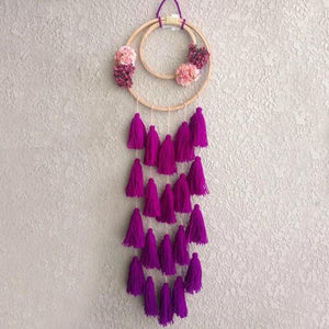 Floral Dreamcatcher Inspired Decor-HOME ACCESSORIES-PropShop24.com