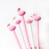 Flamingo Pen - Assorted-STATIONERY-PropShop24.com