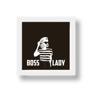 Frame - Boss Lady Sketch-HOME ACCESSORIES-PropShop24.com