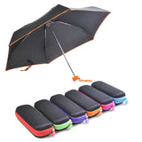 Folding Umbrella With Square Case -Green-PERSONAL-PropShop24.com