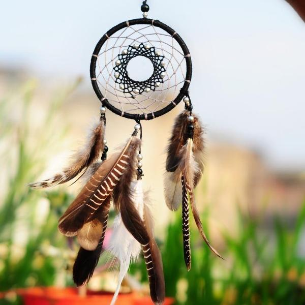 Dreamcatcher Car Hanging - Swan Lake-HOME-PropShop24.com