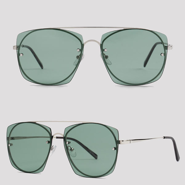 Florida - Green - Far Left Sunglasses-WOMEN-PropShop24.com