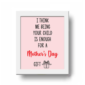 Frame - Mothers Day Gift-HOME-PropShop24.com